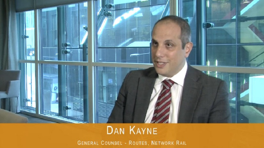 Video: Two Minutes with Network Rail's Dan Kayne