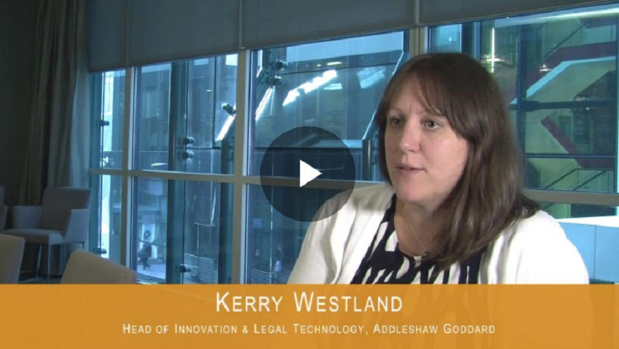 Video: 60 Seconds with Kerry Westland