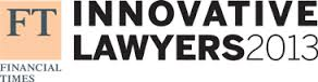 FT Innovative Lawyers 2013 logo