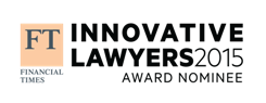 FT Innovative Lawyers 2015 logo