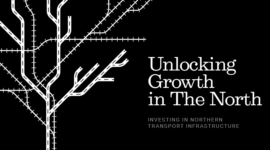 New transport report: Unlocking Growth in The North