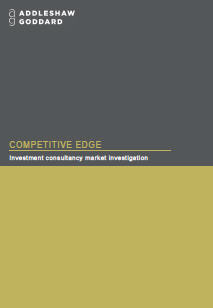 Competitive Edge - Investment consultancy market investigation
