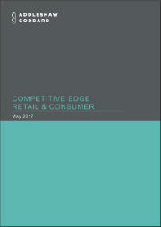 Competitive Edge - Retail & Consumer - May 2017