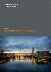 corporate borrower update front cover