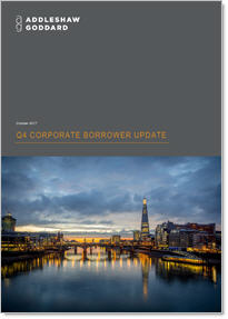 Q4 2017 Corporate Borrower Update cover image