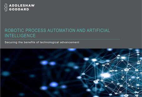 Robotic Process Automation and Artificial Intelligence