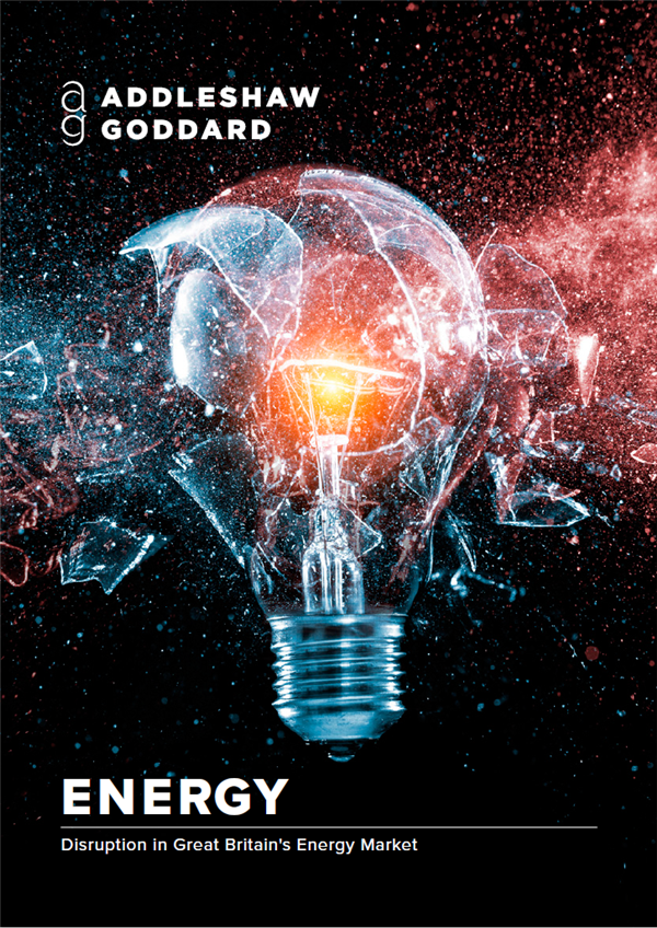 Energy Market Disruption Report