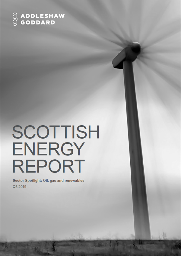 Scottish Energy Report