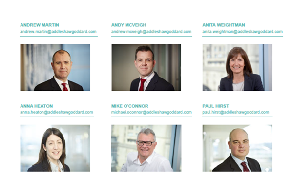 Meet AG's MIPIM team