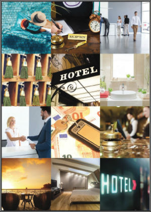 Check-in with AG: Bi-annual hospitality bulletin (Spring 2017) collage image