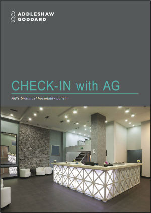 CHECK-IN with AG - Bi-annual hospitality bulletin 2017 thumbnail image
