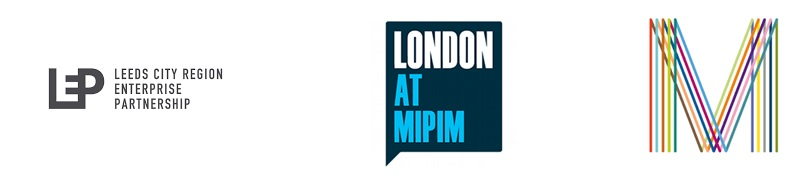 City regions logos - MIPIM 2018