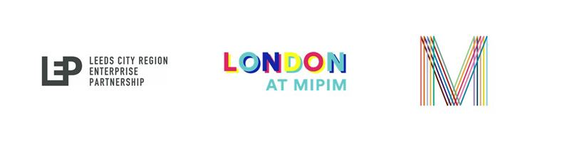 City regions logos - MIPIM 2019