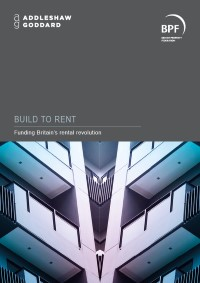 Build to rent report