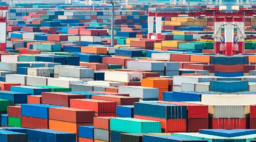 Shipping containers - growth and globalisation