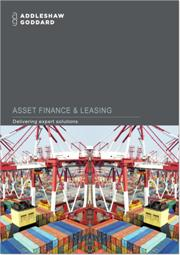 Asset Finance Brochure thumbnail