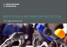 Reputation and Information Protection thumbnail image